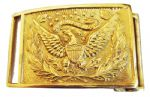 US Infantry Officers Rectangular Belt Buckle